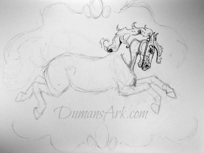 Carousel sketch 2